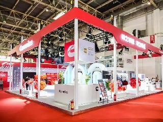 2021长沙国际工程机械展特装展台指定搭建商,清晰展示机械主题!