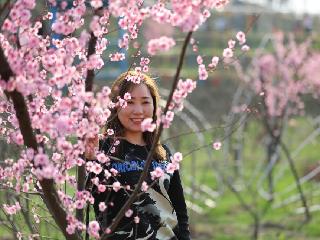 春暖花开,和相爱的一起来梅花乐园感受春天吧!