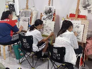 洛阳美术集训学校:再追逐校考,也不能忘了背后的文化高考