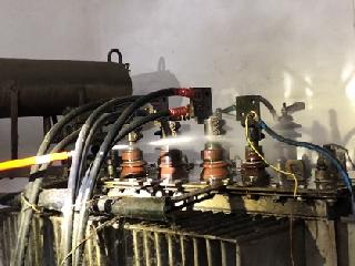 兰州无损气态带电清洗服务完美杜绝安全隐患