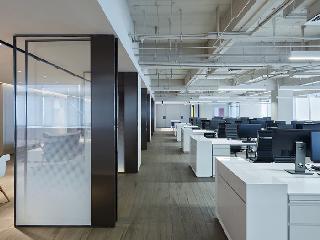 电商行业办公室装修设计