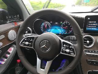 新提奔驰21款GLC300L升级案例23P驾驶辅助系统L2级自动驾驶享受高科技