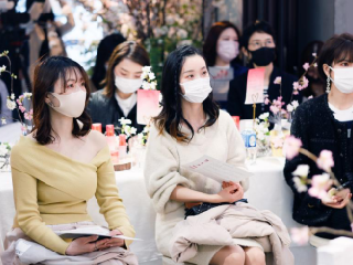 SAKURA ST春季日本新品发布会 探秘樱花肌密