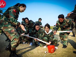 微商团队应如何团建?广州专业机构提供5天执行力户外军事拓展方案