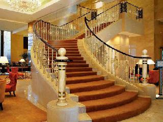 铜艺楼梯扶手是高端梯类产品的代表