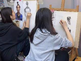 【洛阳新区最好画室】2021美术高考,美术生复读这条路走不走?