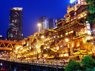 重庆不光有渝东南和仙女山,还有乌江画廊以及天生三桥