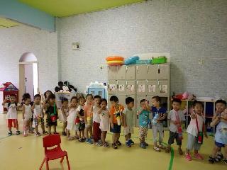 【高新区实验幼儿园】幼儿初长成,自理我能行