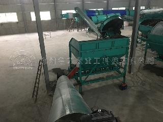 禽畜粪便有机肥设备处理设备与技术延长养殖业的产业链条