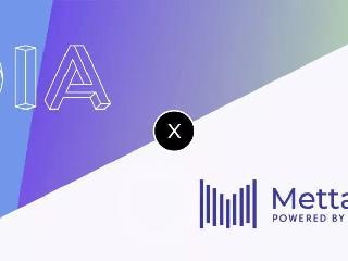 DIA与Mettalex / Fetch.ai建立合作关系