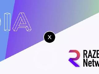 DIA与Raze Network达成合作
