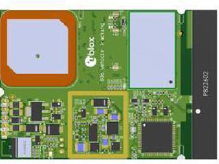 UBLOX MAX-7C-0-000