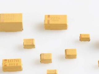 avx钽电容代理商对公司型号的对比