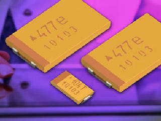 avx钽电容对电子元件的区别用法
