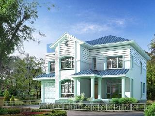 鲁工筑宅轻钢别墅加盟你的新家更舒适更环保