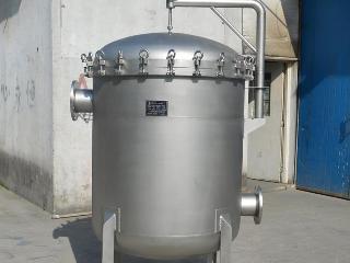 袋式过滤器具体的使用方法分享
